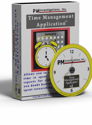 Time Management Application
